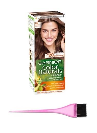 Garnier Garnier Color Naturals Saç Boyası 6N+ Boya Fırçası Renksiz